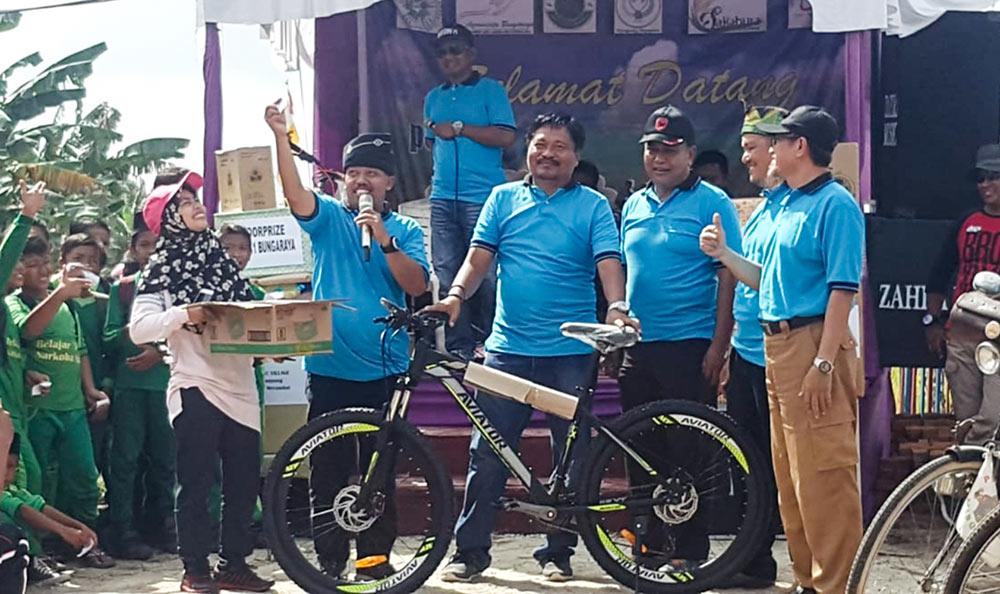 The Rise of Bungaraya Bicycle Tourism