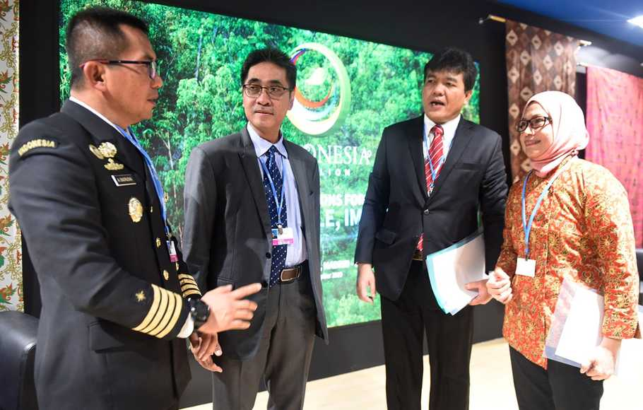 Indonesian Mangroves Important for Global Climate